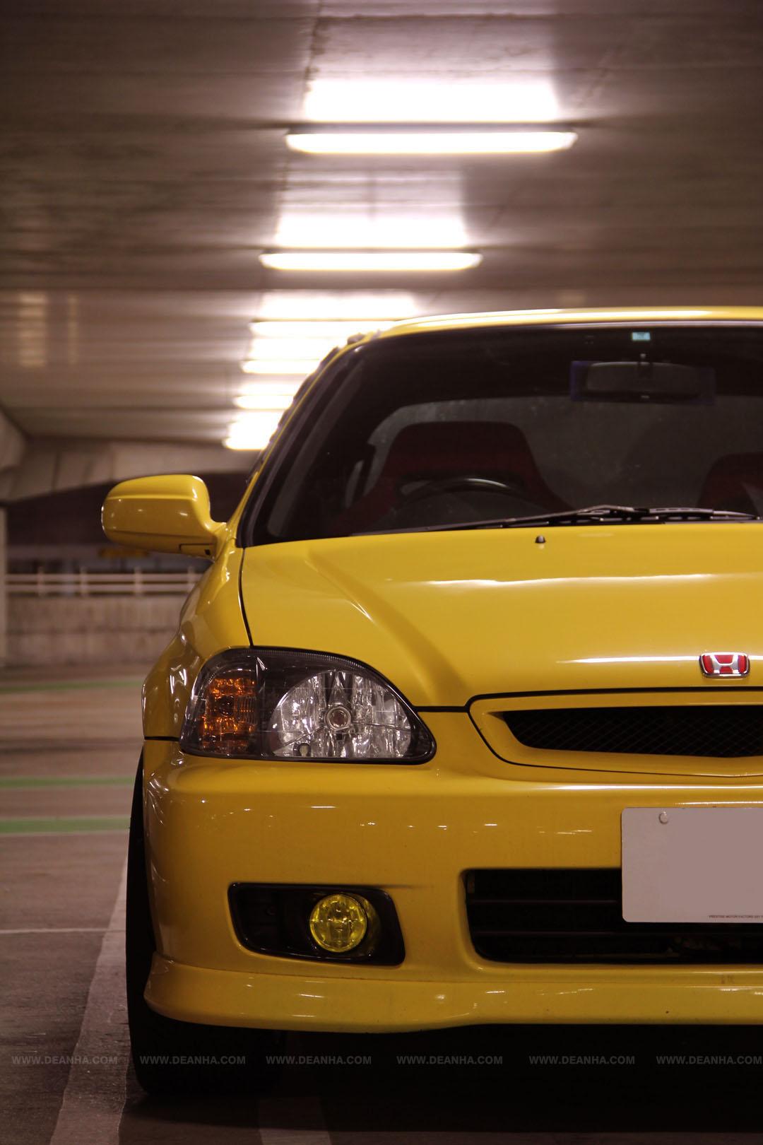 Honda Civic (EK9) Snaps
