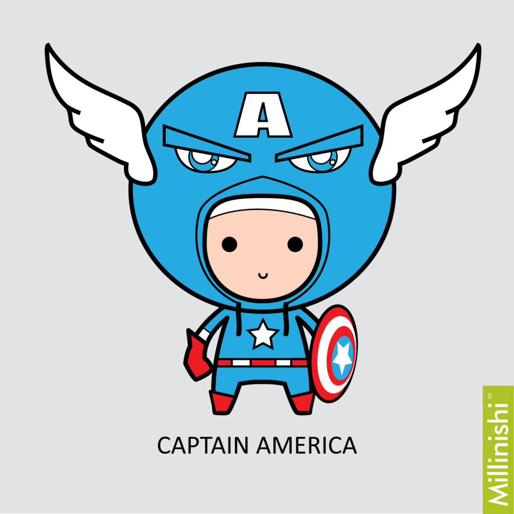 Captain-America-Millinishi