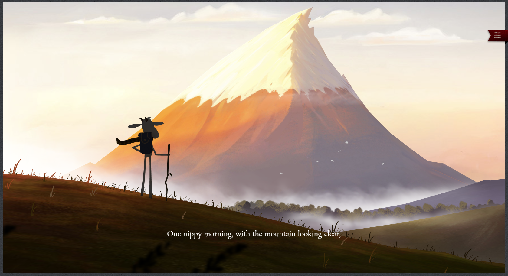 Oat the Goat – Interactive Story